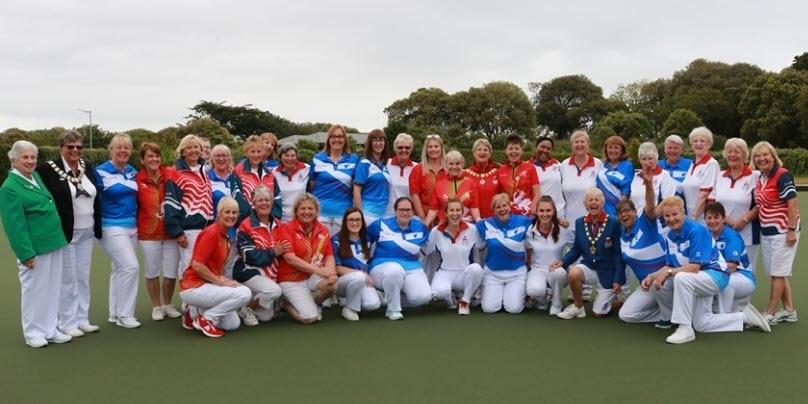 British Isles Women's Champions 2019 Group Photo