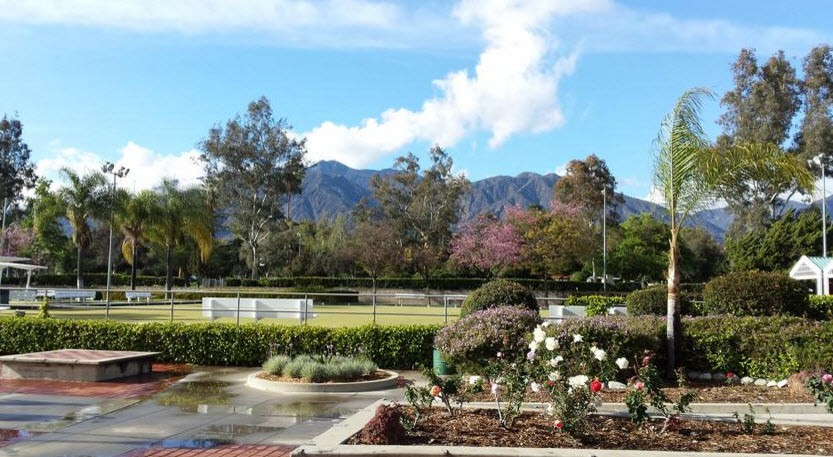 Santa Anita Bowling Green Club Bowlschat